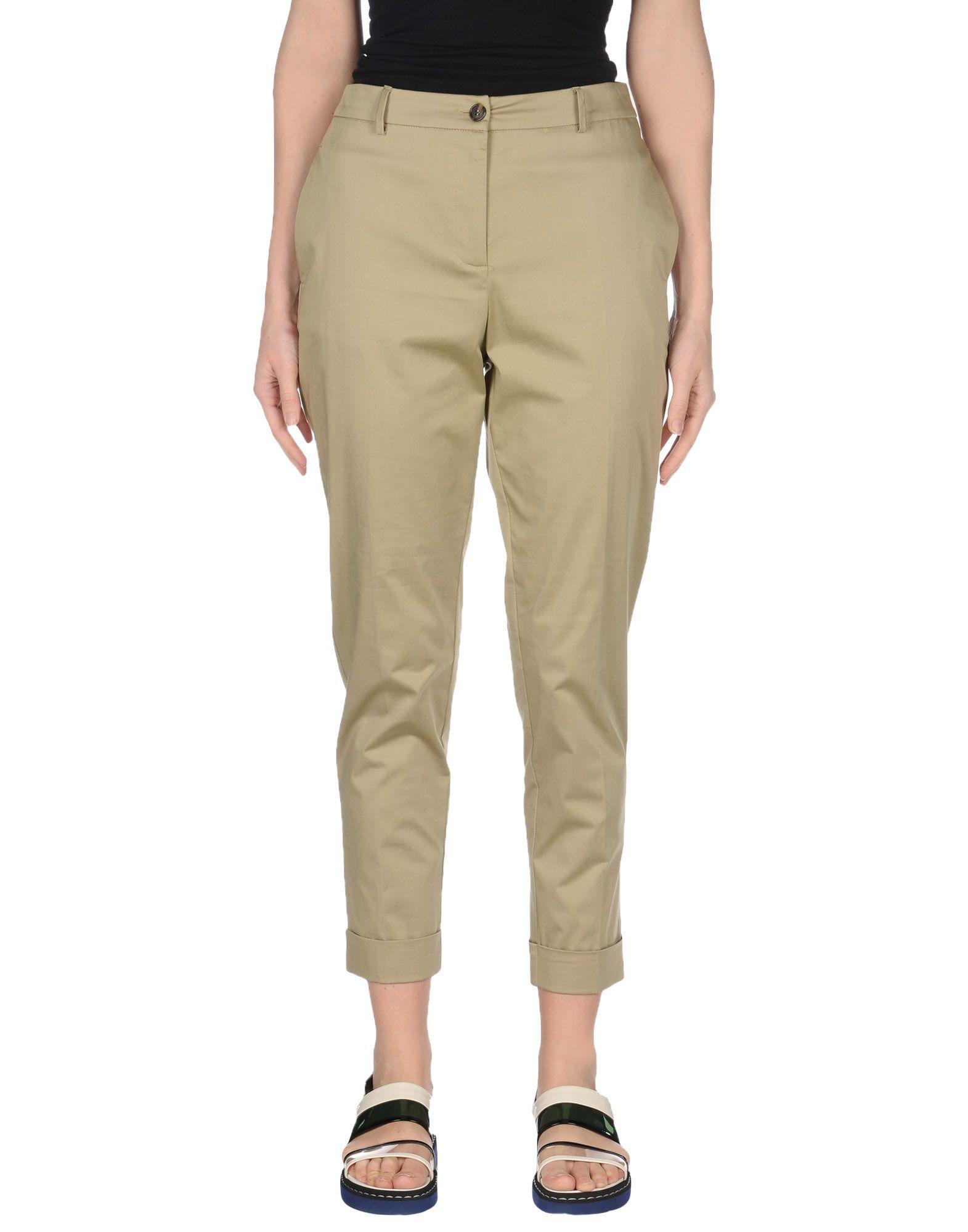 AGLINI Повседневные брюки 19 70 genuine wear повседневные брюки