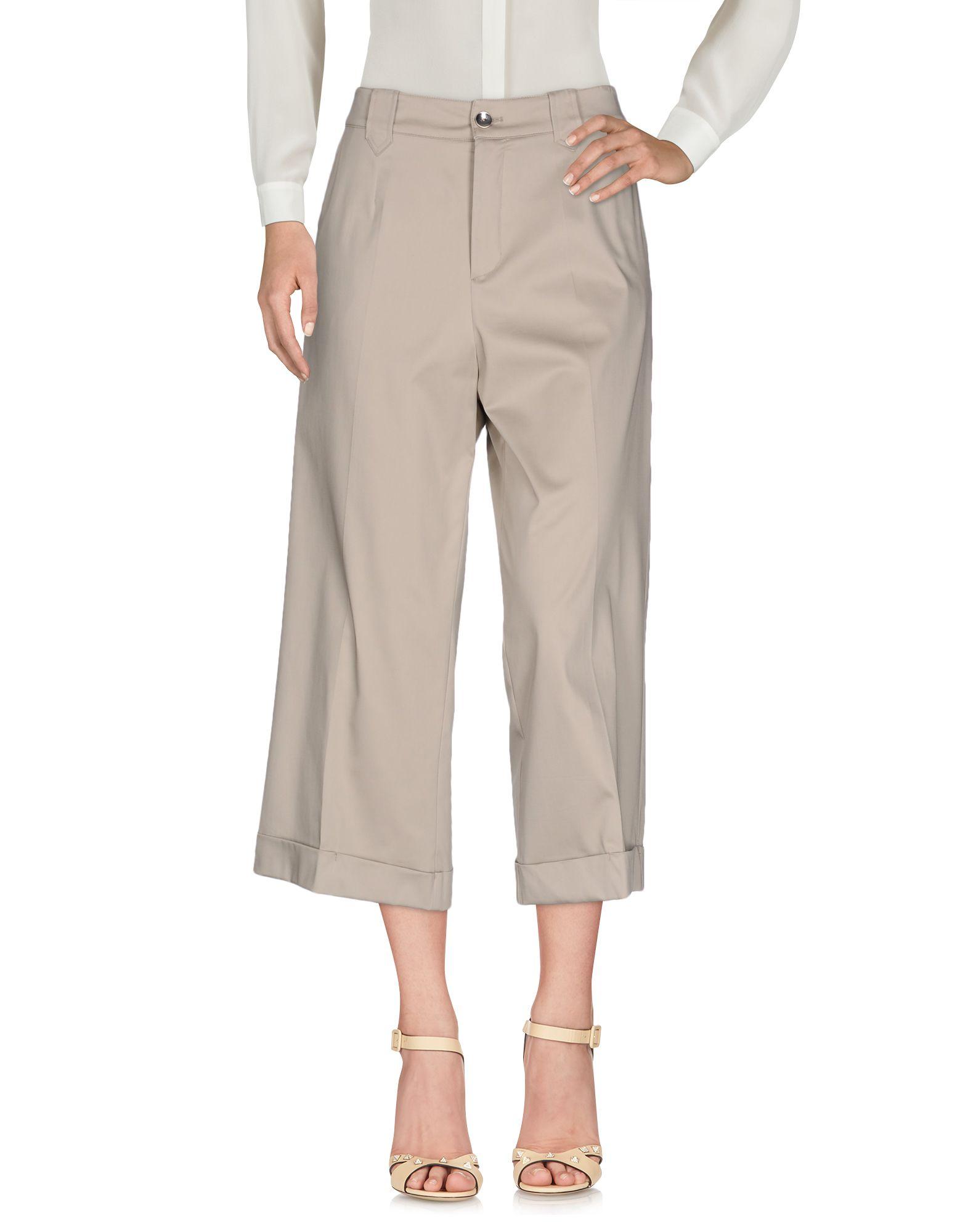 PRIVE' ITALIA Брюки-капри h2o italia джинсовые брюки