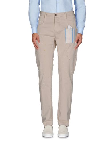 Повседневные брюки от MAURIZIO MASSIMINO