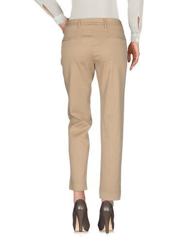 Фото 2 - Повседневные брюки от RE-HASH цвет песочный