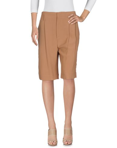 BRUNELLO CUCINELLI TROUSERS Bermuda shorts Women