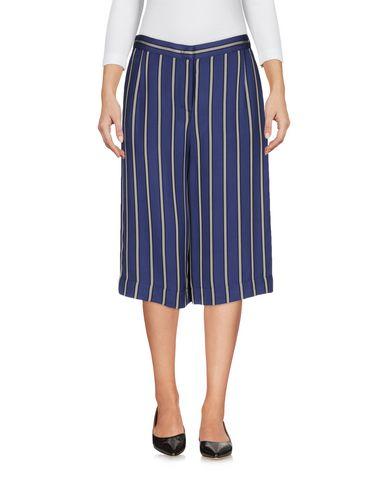 Pantaloni bermuda Blu scuro donna MALÌPARMI Bermuda donna