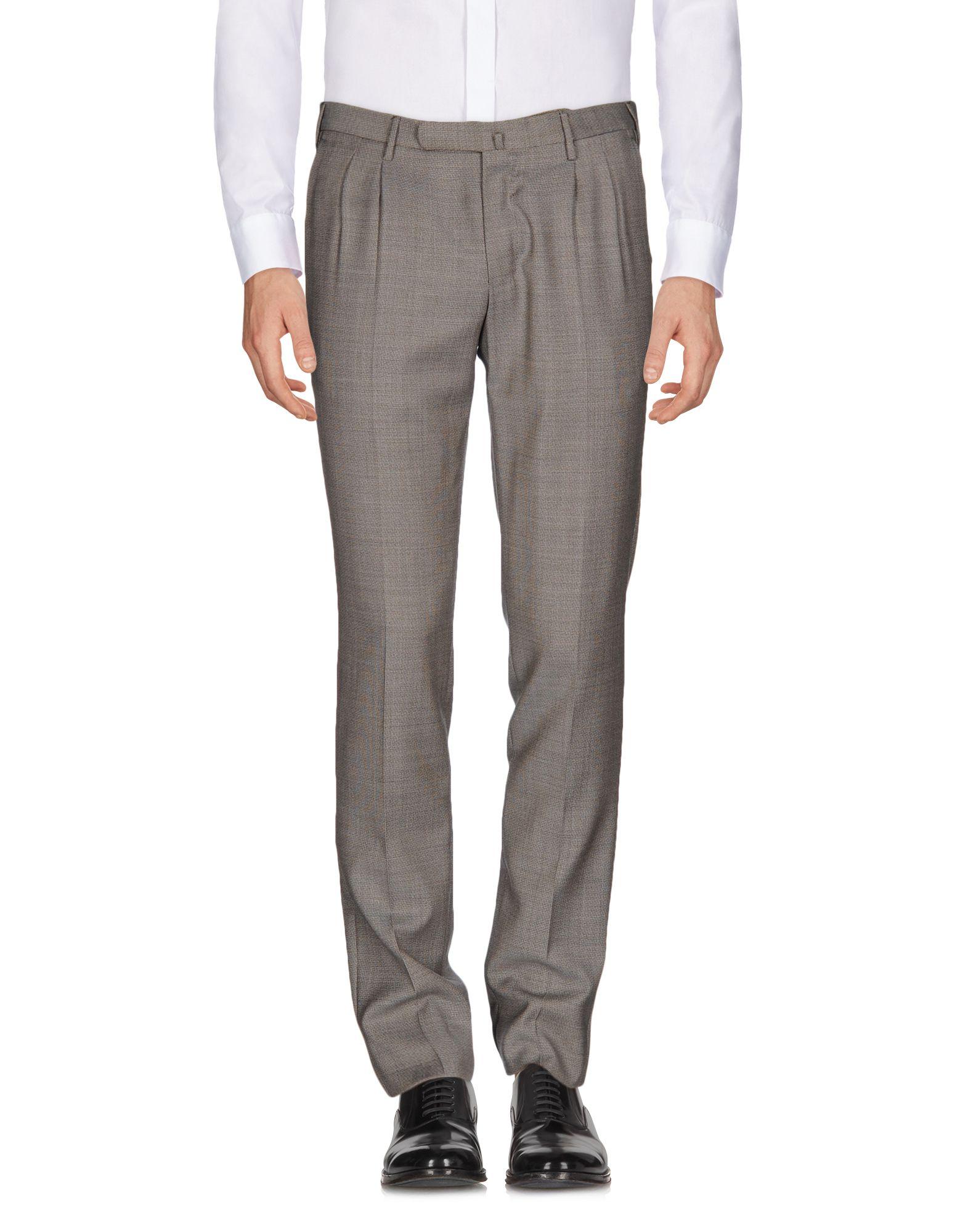 Incotex Casual Pants In Gray