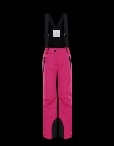 SALOPETTES Pink Teen 12-14 years - Girl Woman