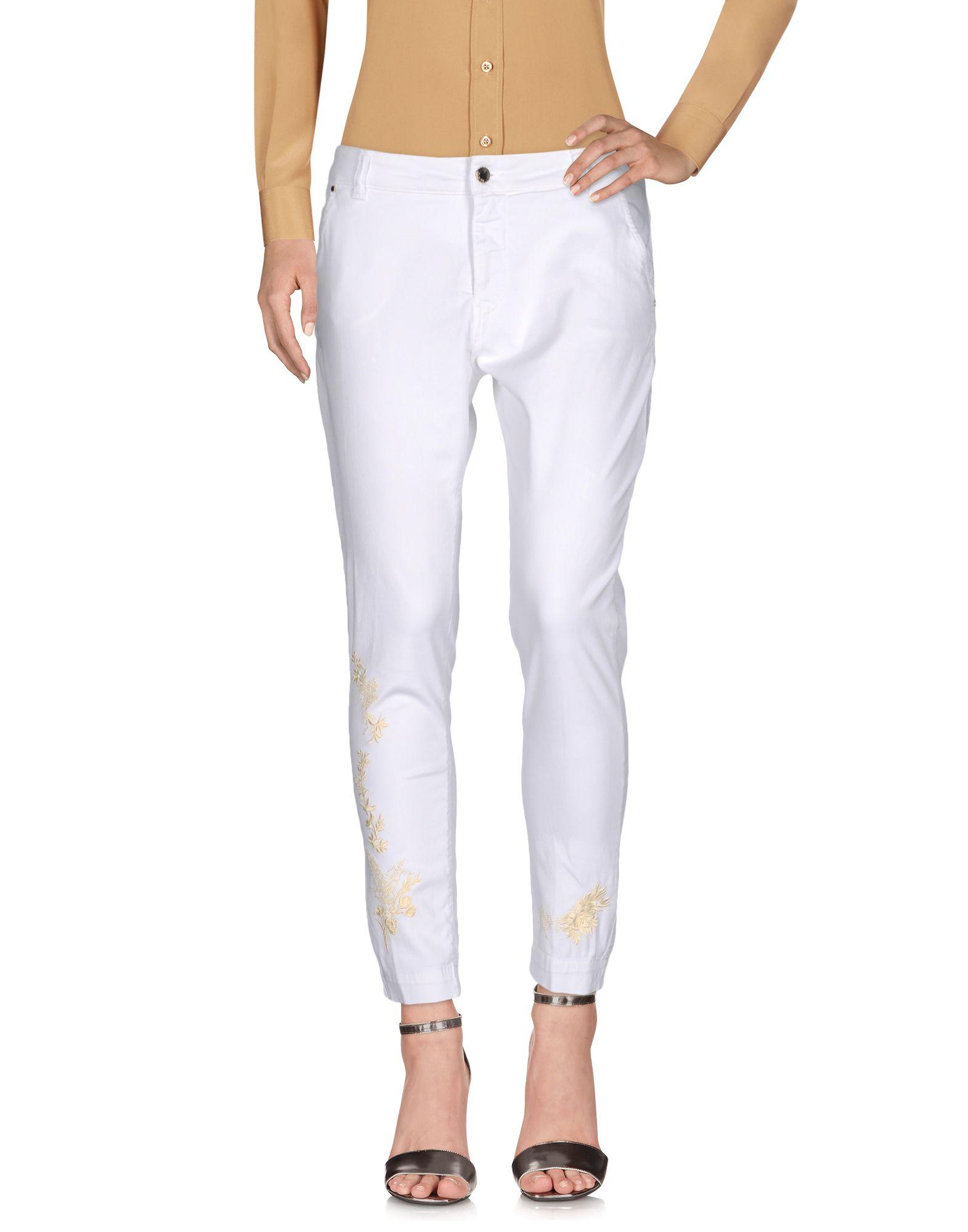 TWINSET Повседневные брюки брюки mokko