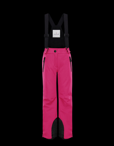 SALOPETTES Pink Kids 4-6 Years - Girl Woman