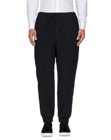 STUSSY メンズ パンツ ブラック S ナイロン 100%