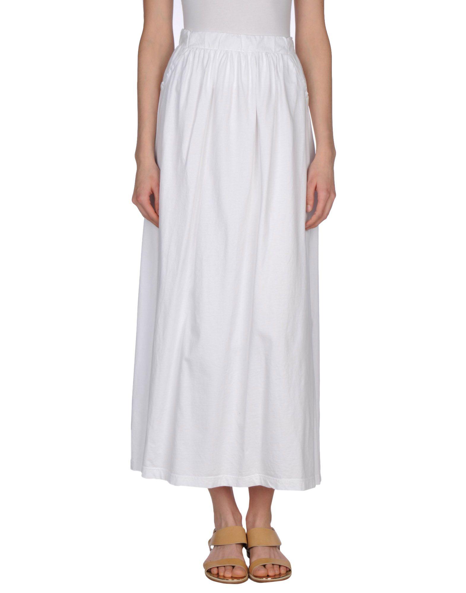 EMPATHIE Длинная юбка dondup длинная юбка