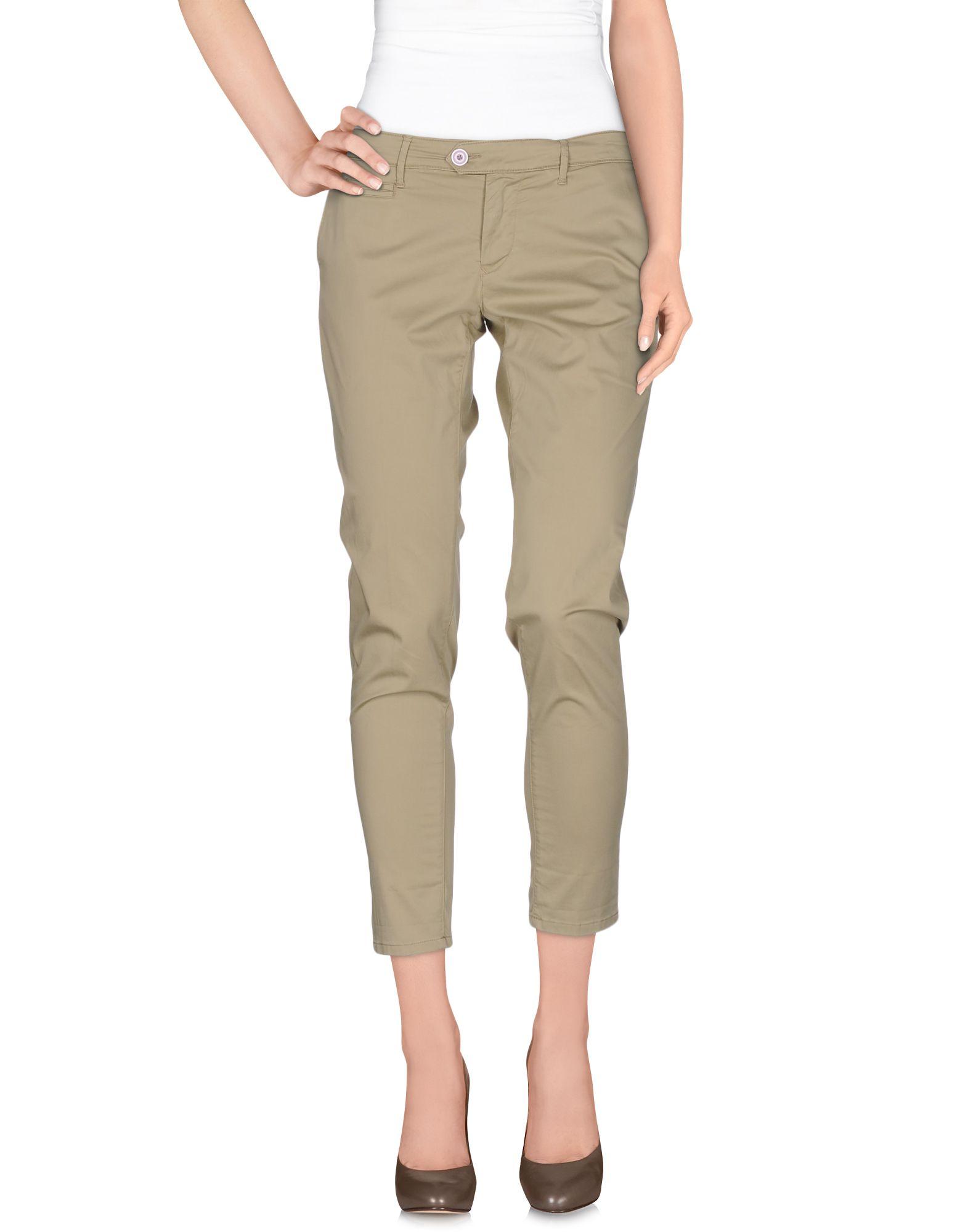 OAKS Повседневные брюки брюки и капр