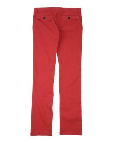 MAURO GRIFONI Jungen Hose Rot Größe 12 98% Baumwolle 2% Elastan