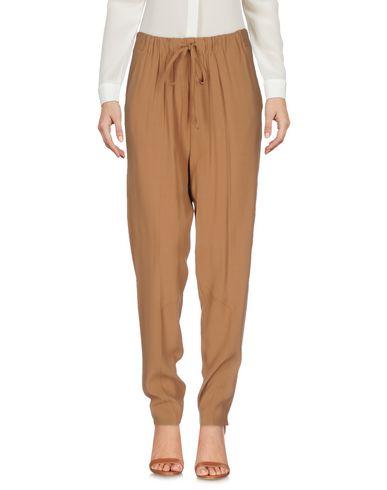 Купить Повседневные брюки от TWINSET цвет верблюжий