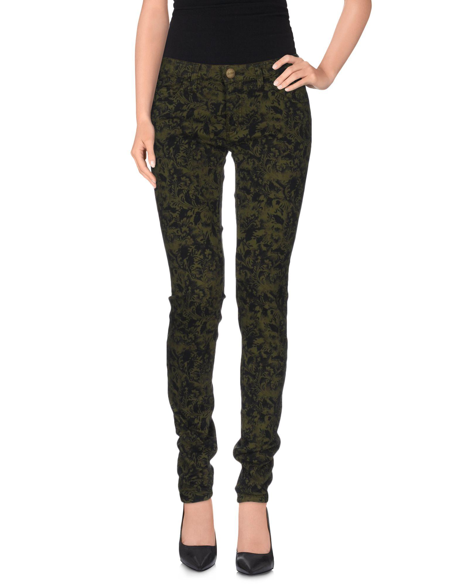 SHINE Повседневные брюки цена 2017