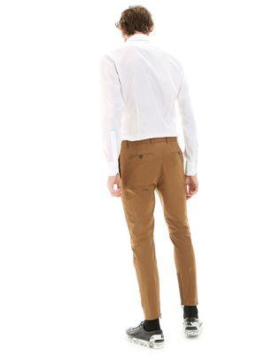LANVIN SATIN BIKER PANTS Pants U d