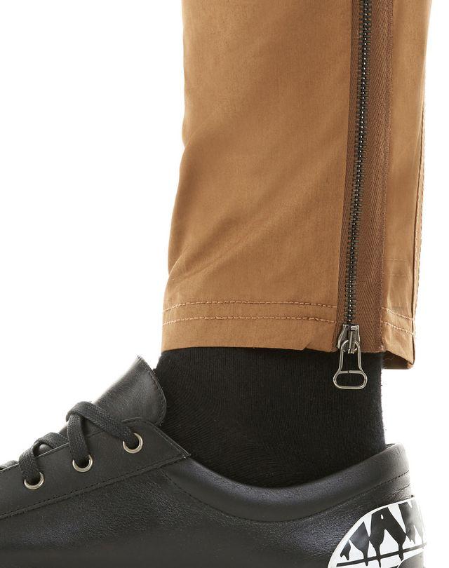 LANVIN SATIN BIKER PANTS Pants U b