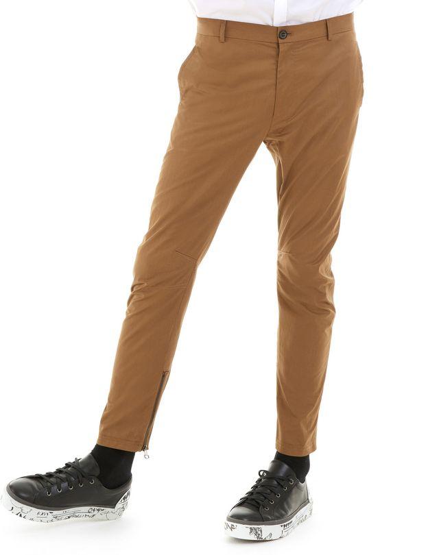 LANVIN SATIN BIKER PANTS Pants U f