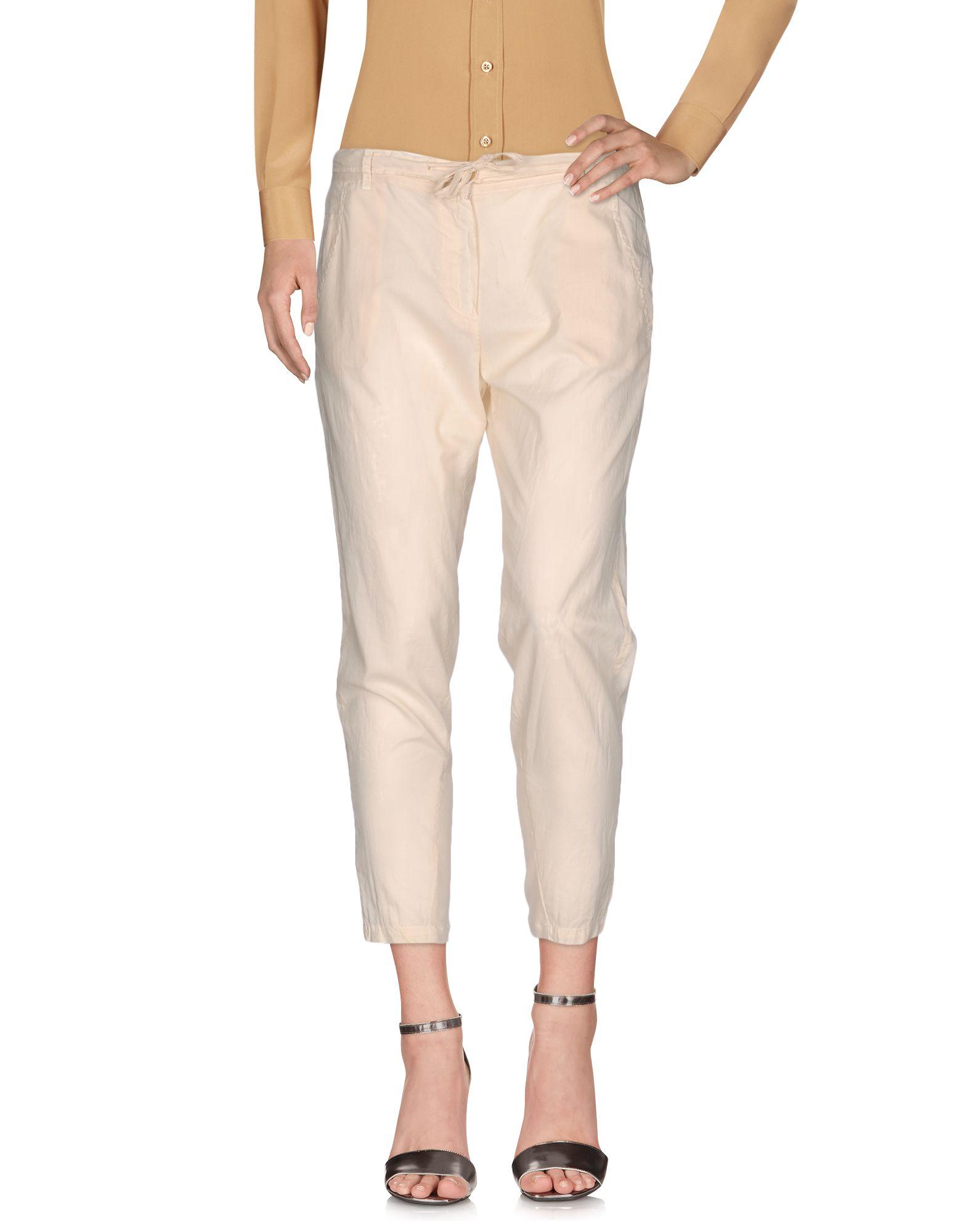 ANIYE BY Damen Hose Farbe Elfenbein Größe 4