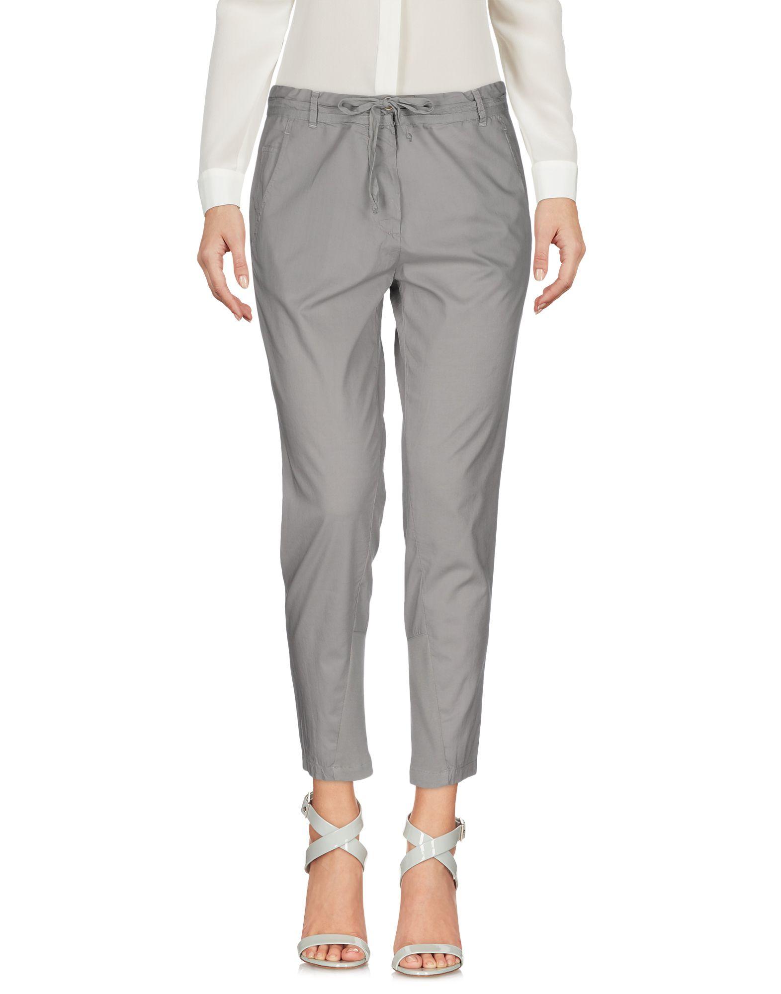 ANIYE BY Damen Hose Farbe Grau Größe 2
