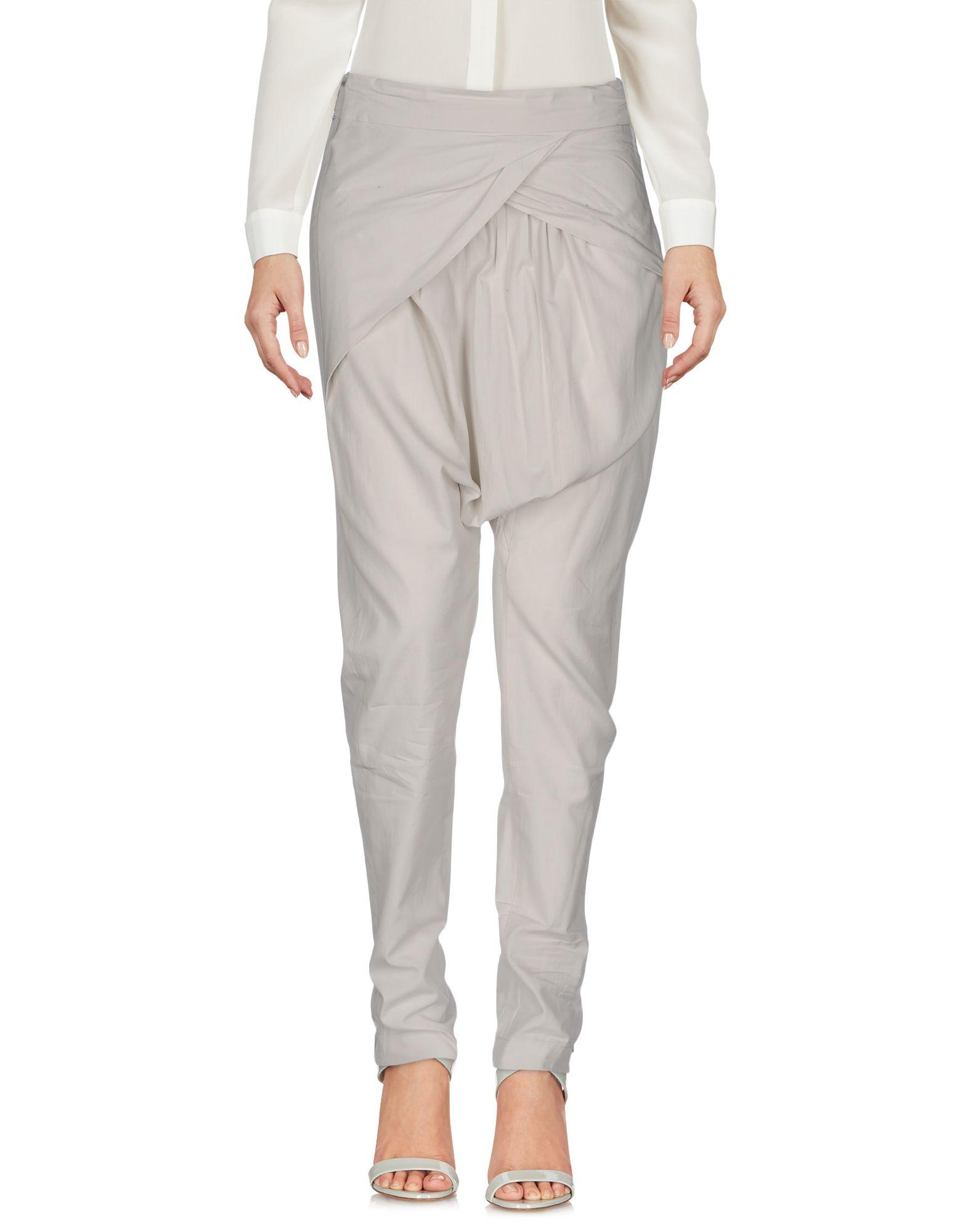 ISABEL MARANT Повседневные брюки isabel marant бежевые льняные брюки