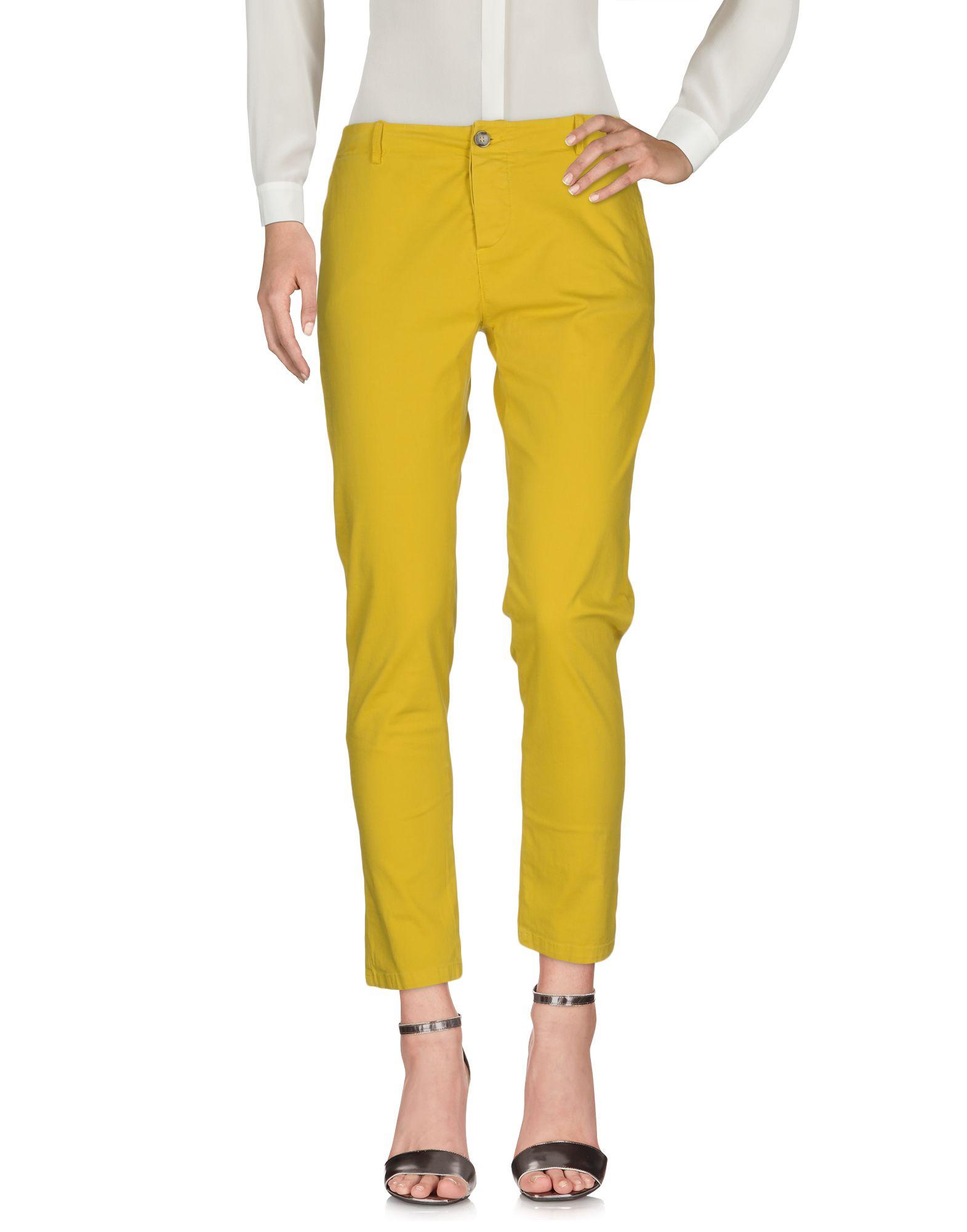 FLARE JEANS Повседневные брюки vintage flat collar fit and flare skater dress