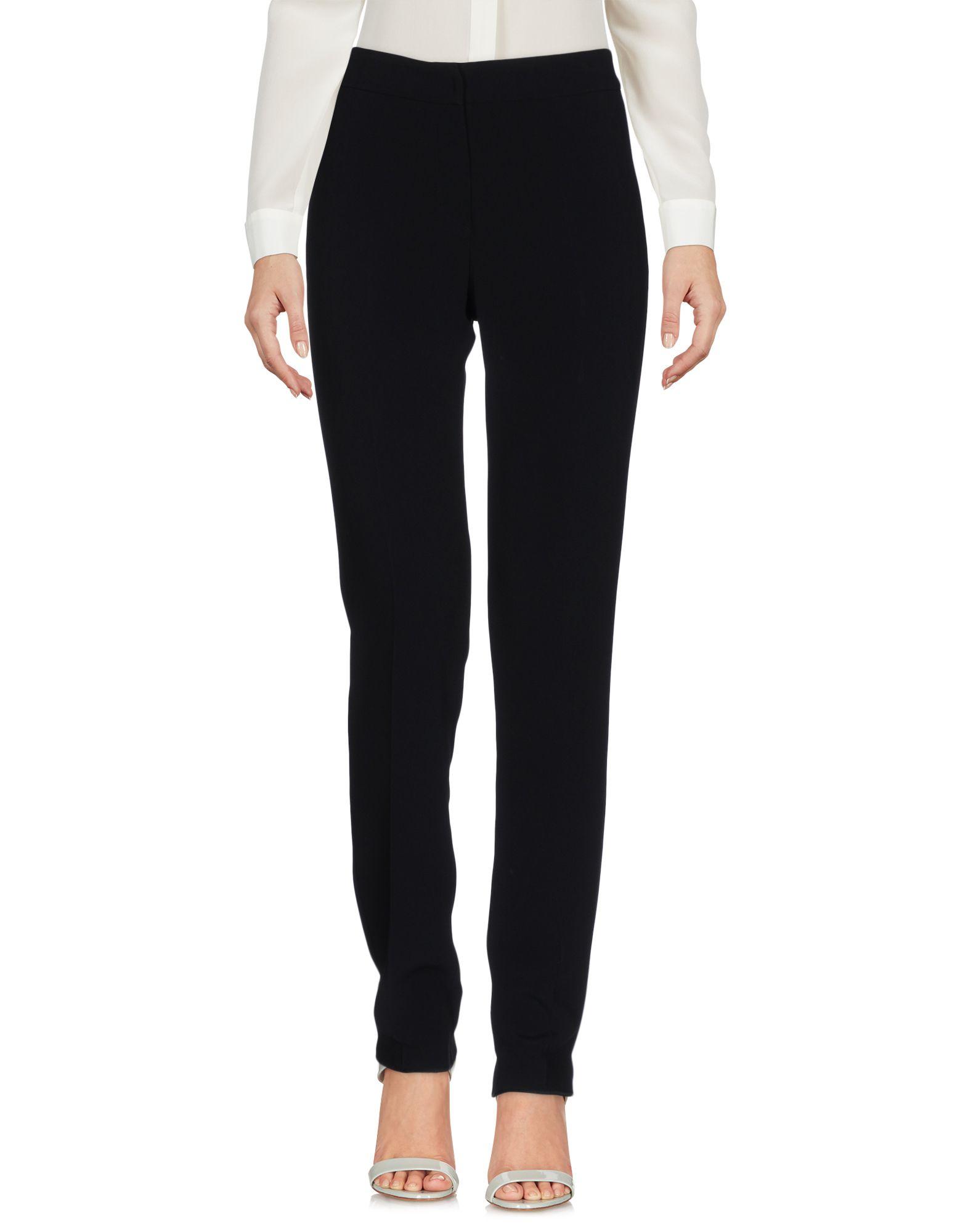 BLUMARINE Повседневные брюки blumarine брюки с принтом
