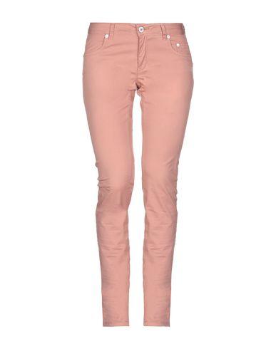 Купить Повседневные брюки от SIVIGLIA DENIM пастельно-розового цвета
