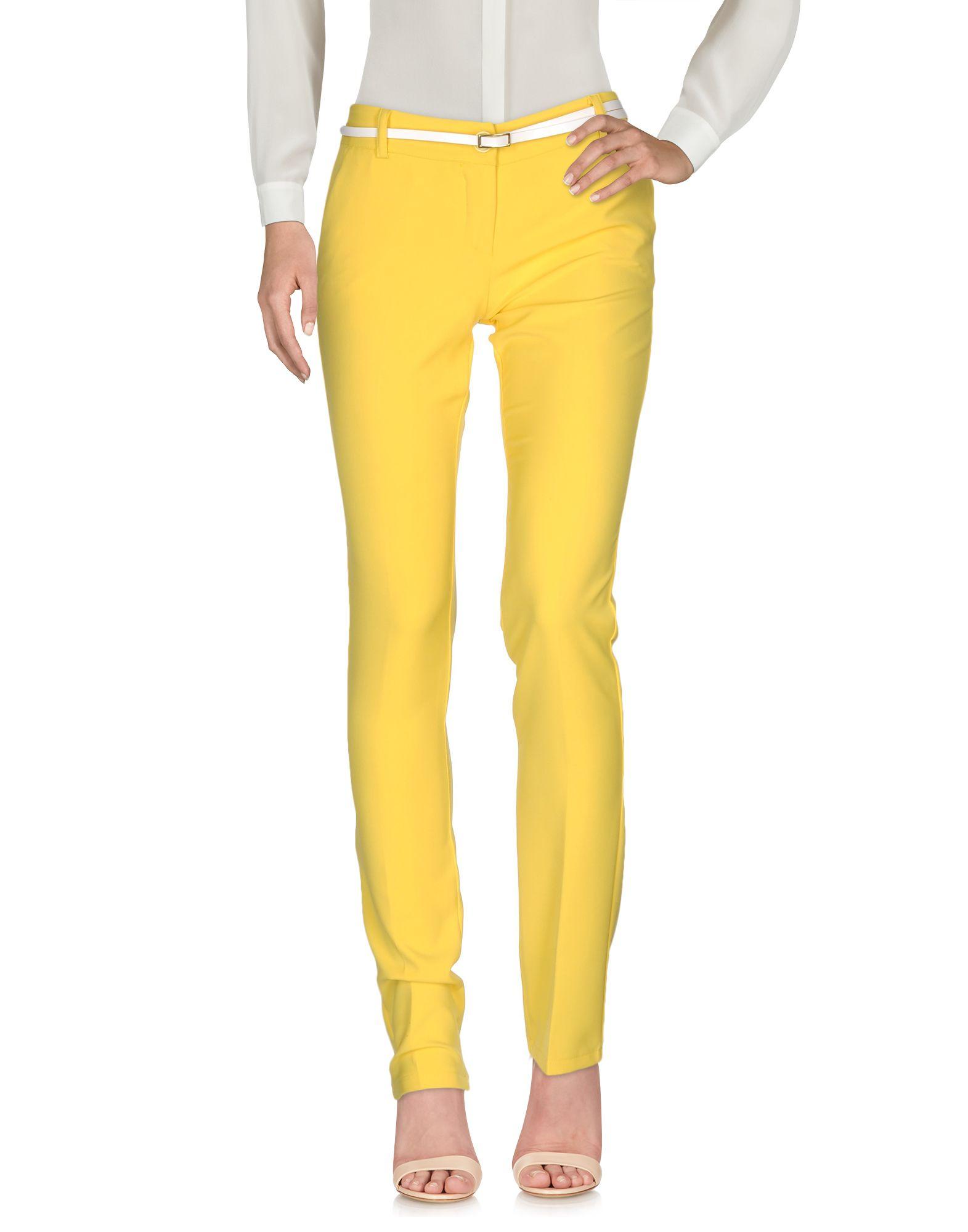 ERICA BELLUCCI Повседневные брюки цена и фото