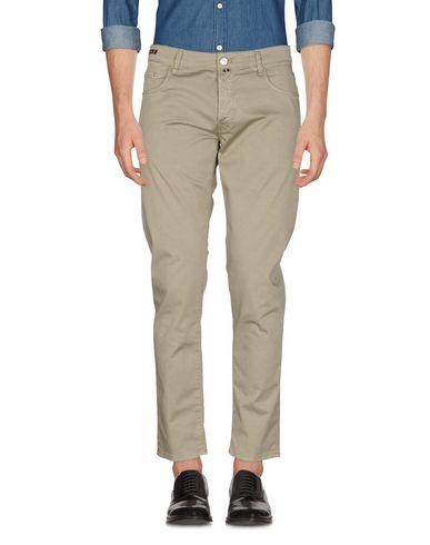 Фото - Повседневные брюки от PT05 серого цвета