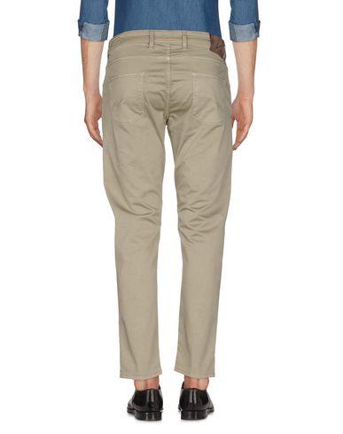 Фото 2 - Повседневные брюки от PT05 серого цвета