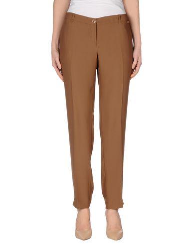 Фото - Повседневные брюки от REBEL QUEEN by LIU •JO цвета хаки