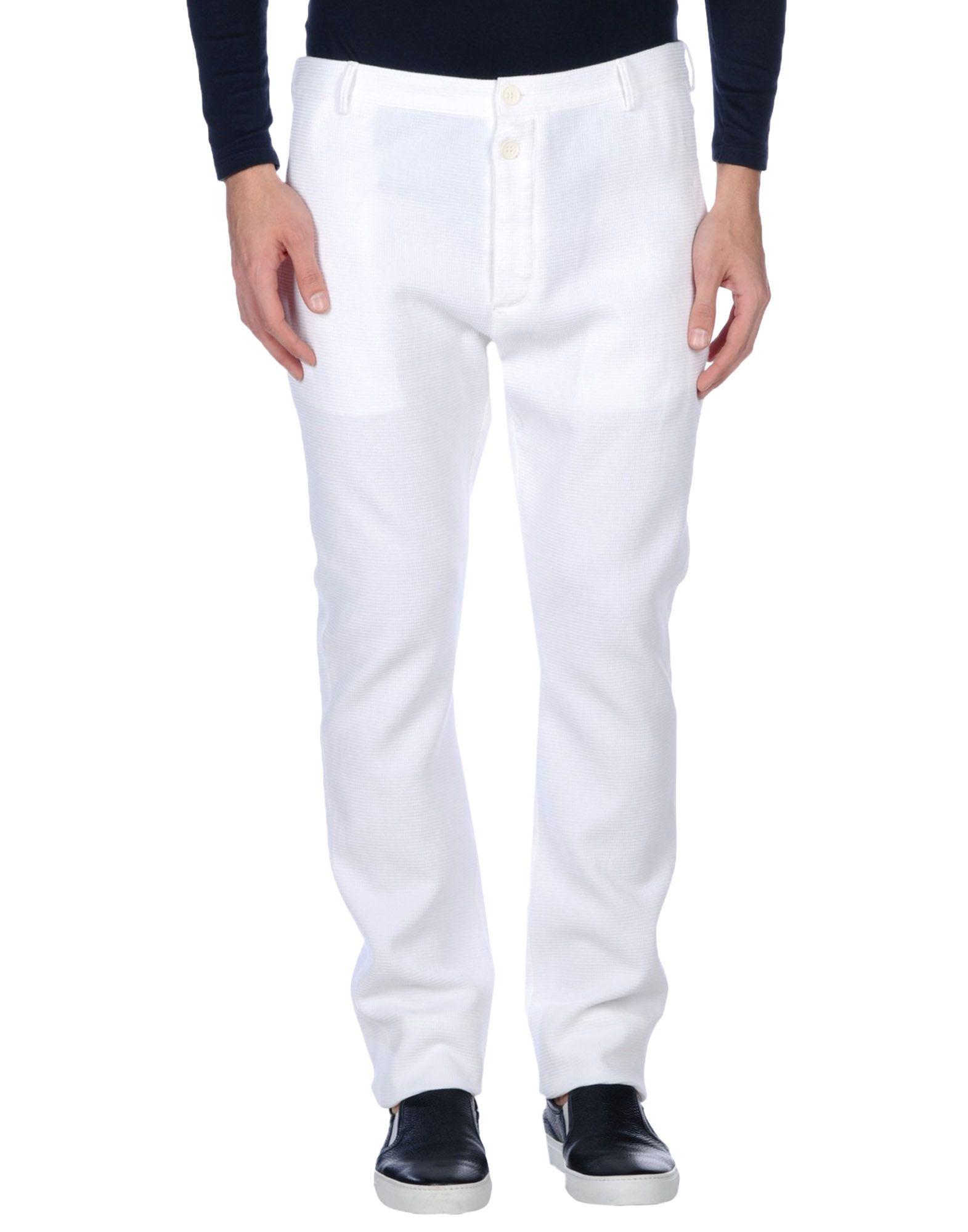 DIRK BIKKEMBERGS Повседневные брюки цены онлайн