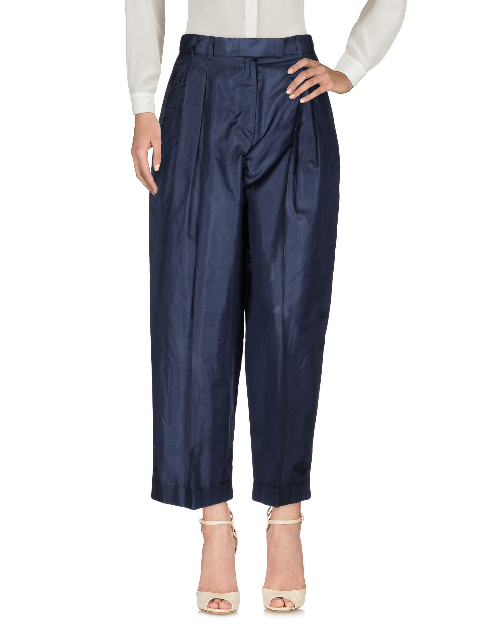THE ROW Повседневные брюки the row кожаные леггинсы