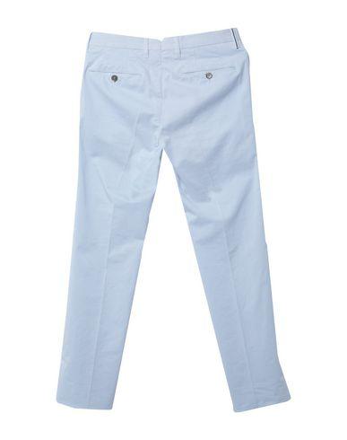 Фото 2 - Повседневные брюки от PT01 небесно-голубого цвета