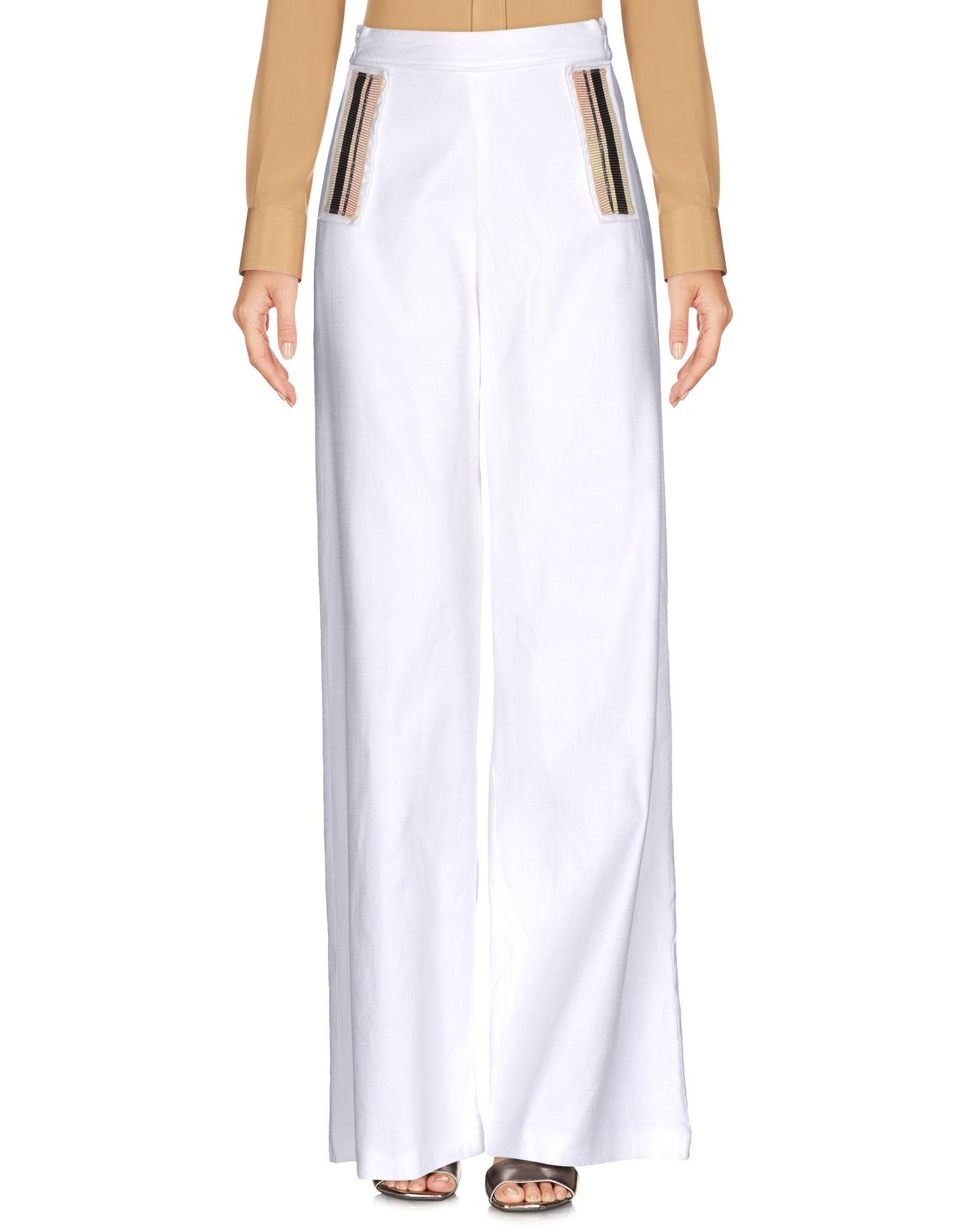 KRISTINA TI Повседневные брюки цены онлайн