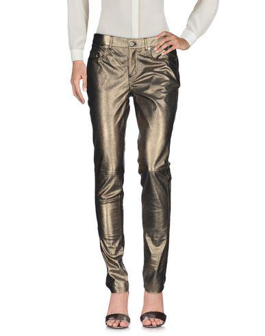 Повседневные брюки SAINT LAURENT 36942261CR