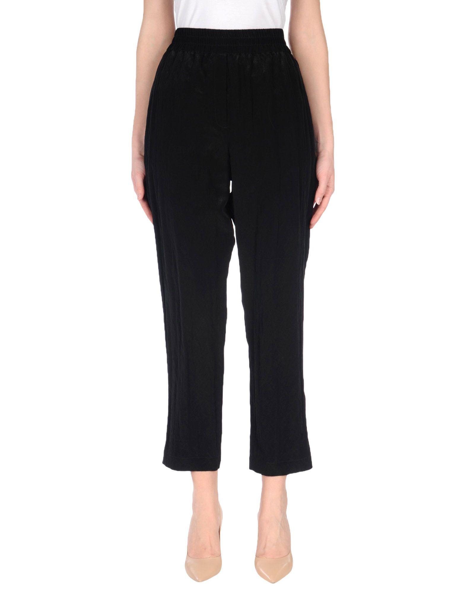 CHRISTIAN WIJNANTS Damen Hose Farbe Schwarz Größe 7 - broschei