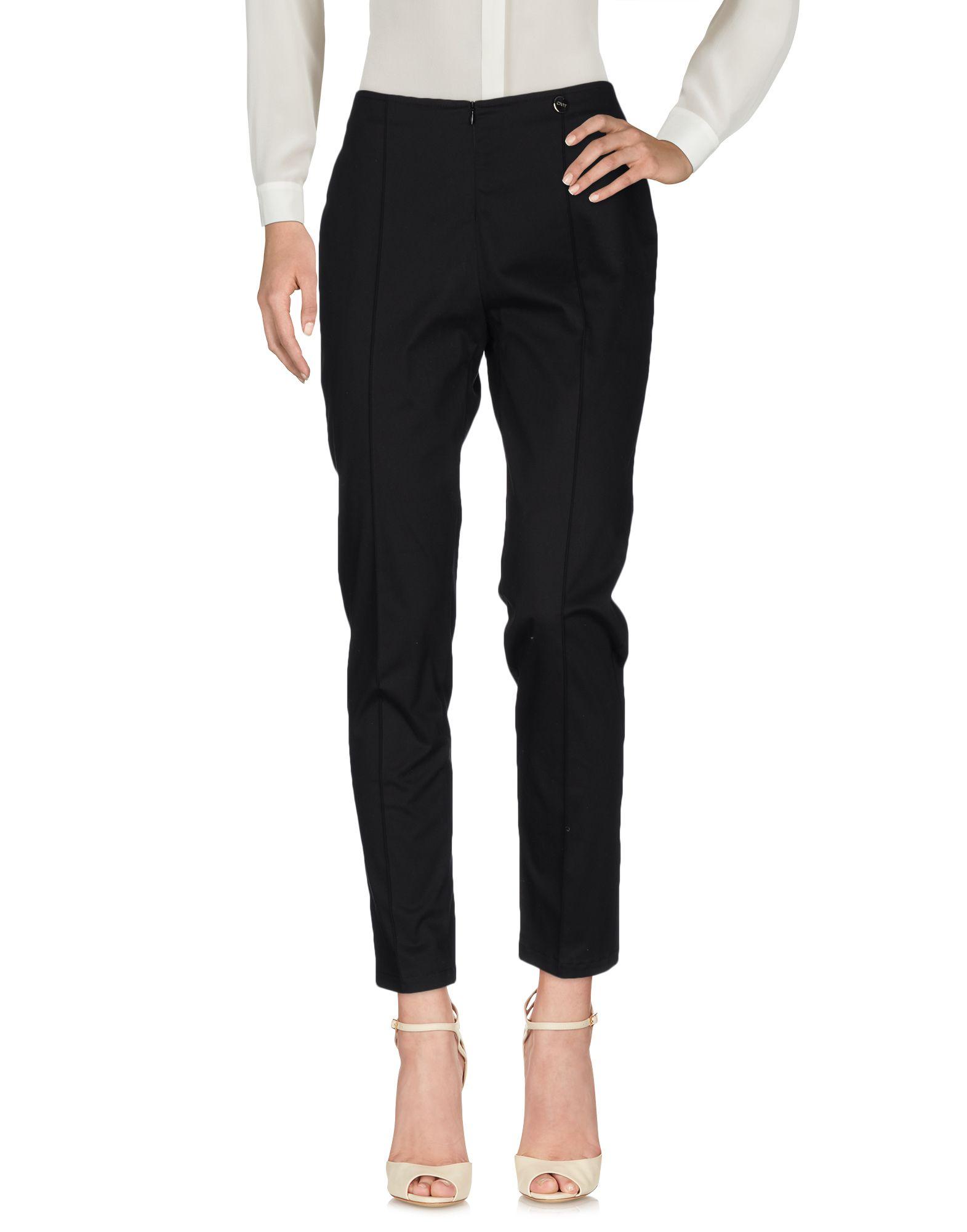 CIVIT Damen Hose Farbe Schwarz Größe 8 - broschei
