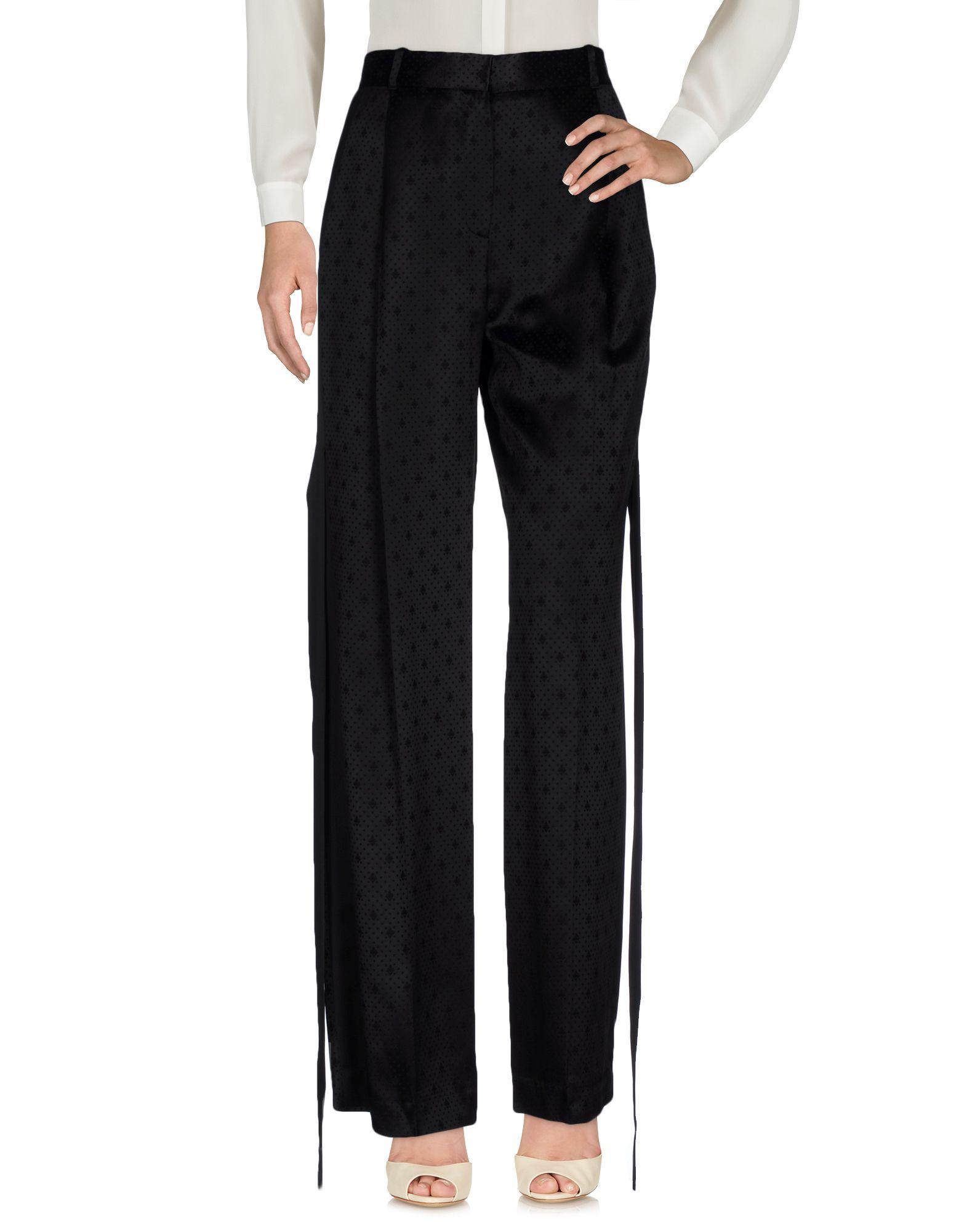 GIVENCHY Damen Hose Farbe Schwarz Größe 5 - broschei