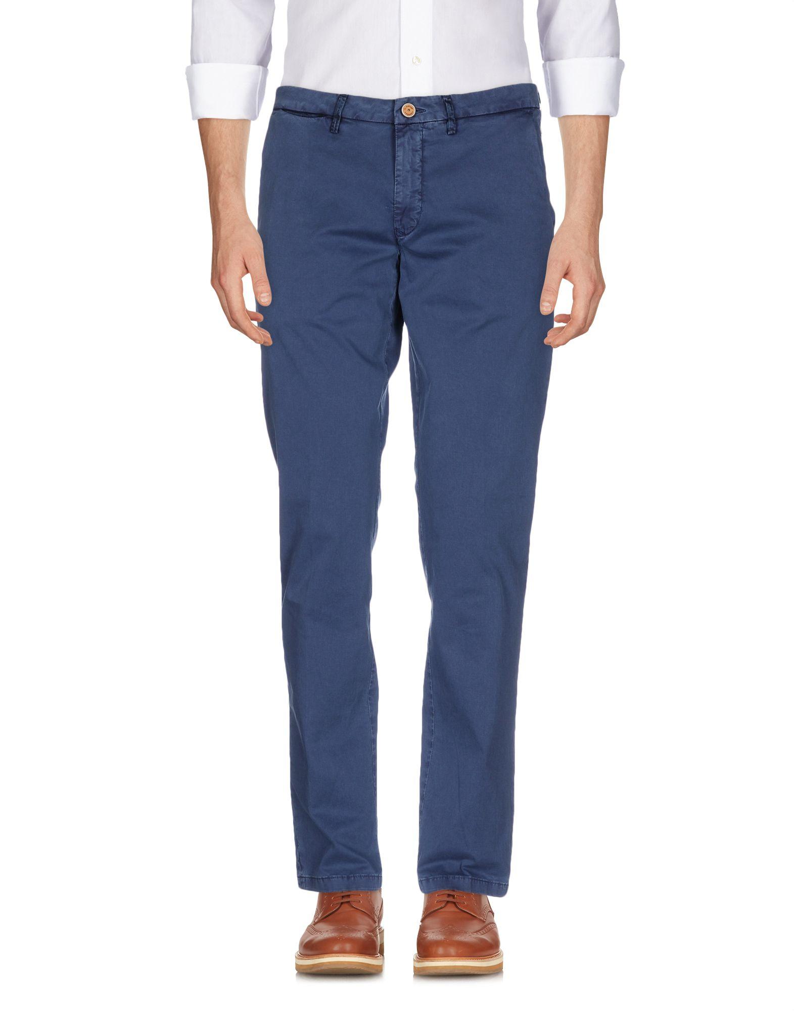 IL DROP Herren Hose Farbe Blau Größe 6 jetztbilligerkaufen