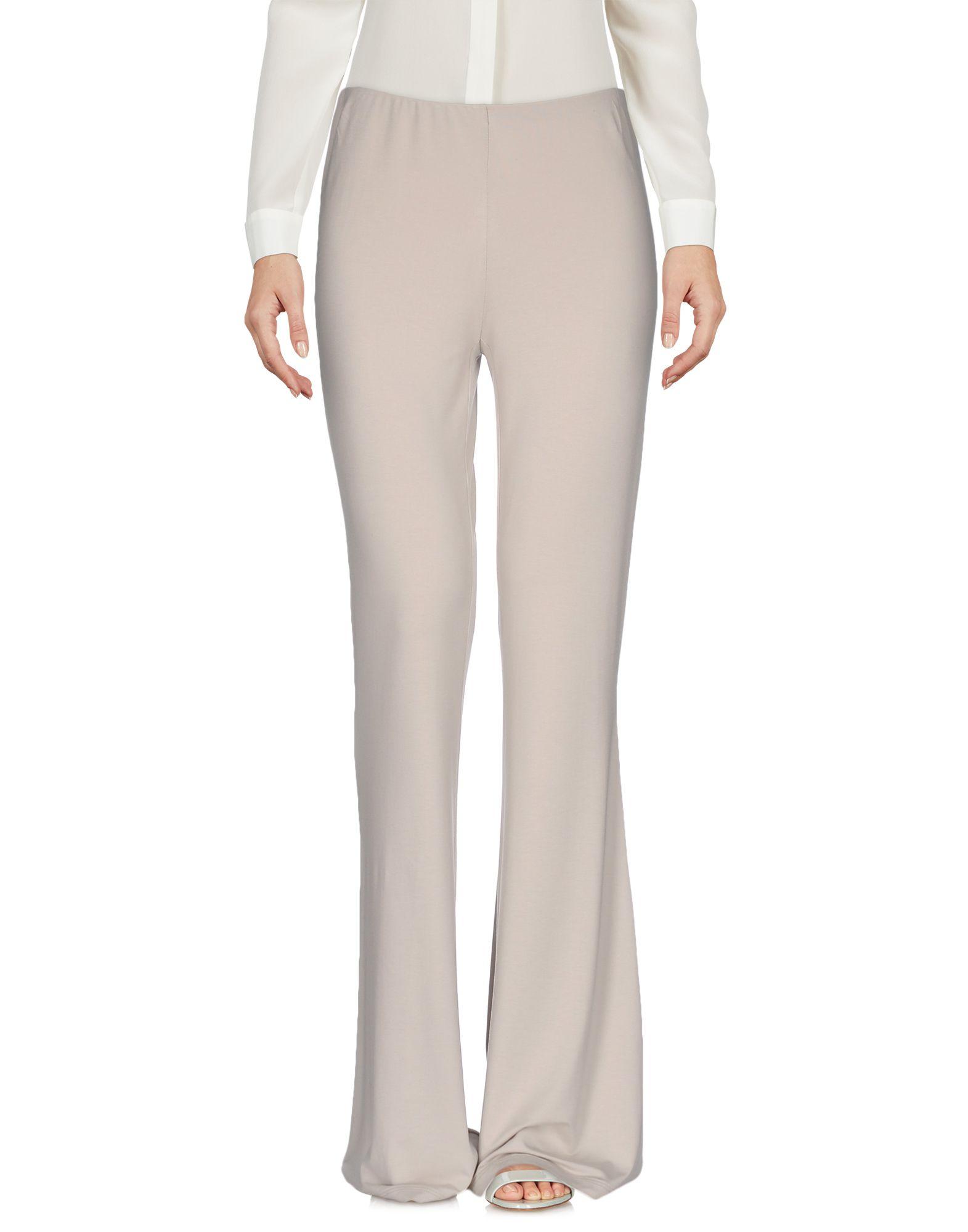 D.EXTERIOR Damen Hose Farbe Grau Größe 3 - broschei