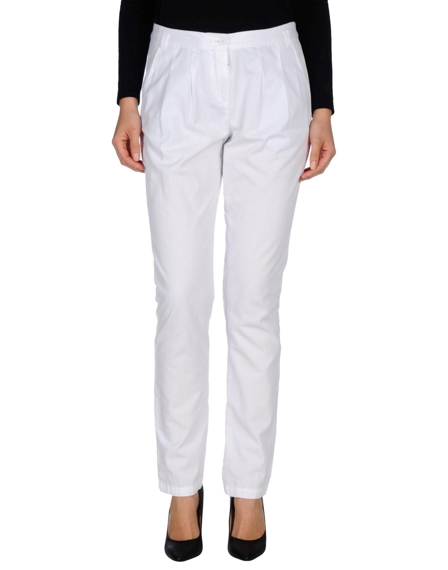 ONLY 4 STYLISH GIRLS by PATRIZIA PEPE Повседневные брюки цена 2017