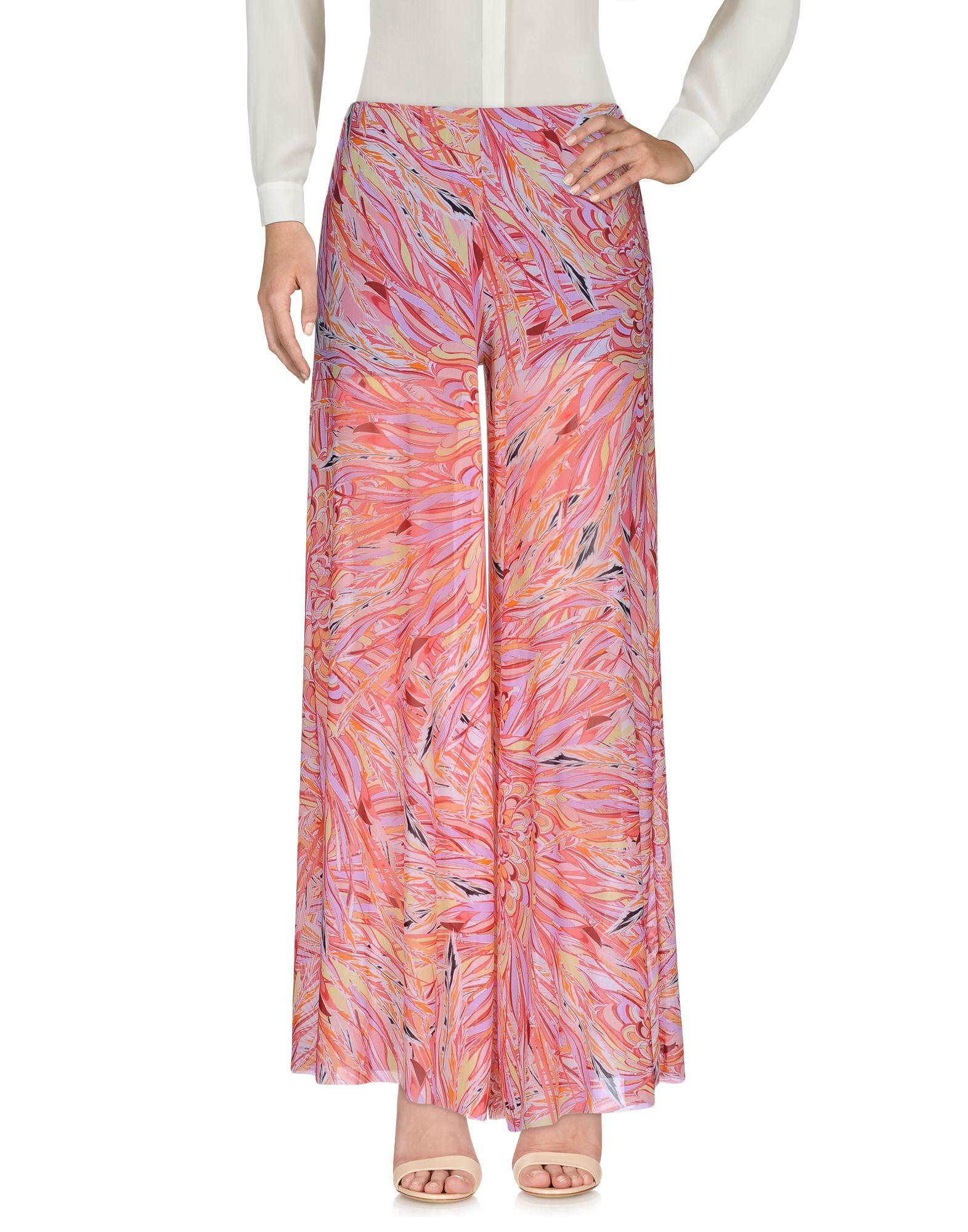 PIERRE MANTOUX Damen Hose Farbe Rot Größe 6 jetztbilligerkaufen