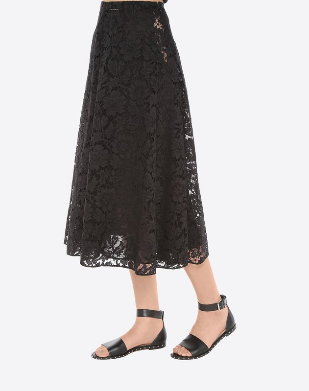 Full Heavy Lace Skirt