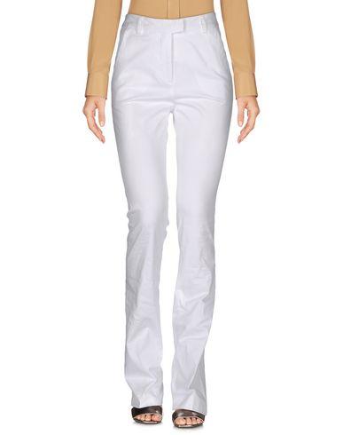 Купить Повседневные брюки от NEW YORK INDUSTRIE белого цвета