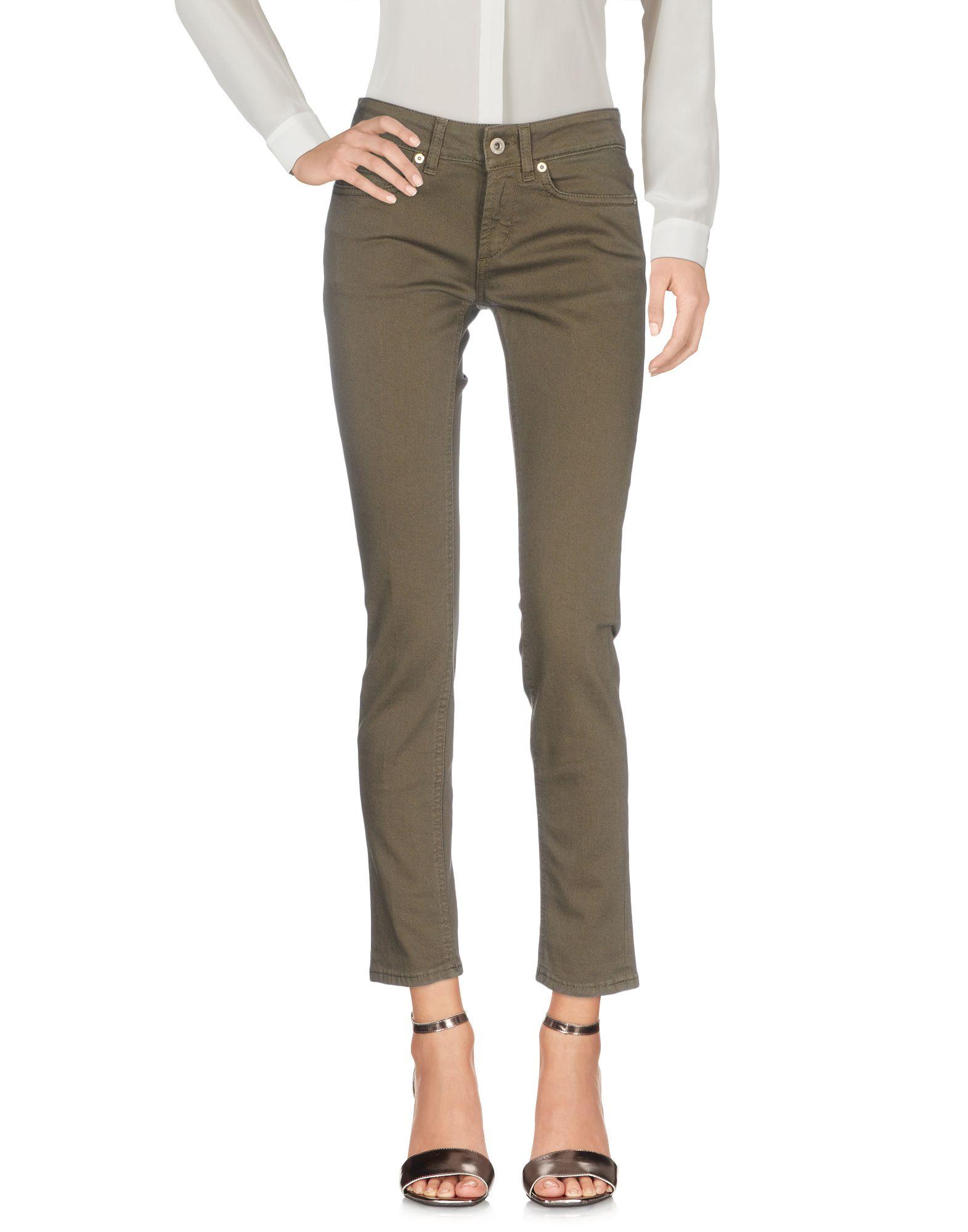 DONDUP Повседневные брюки albababy брюки albababy модель 281116046
