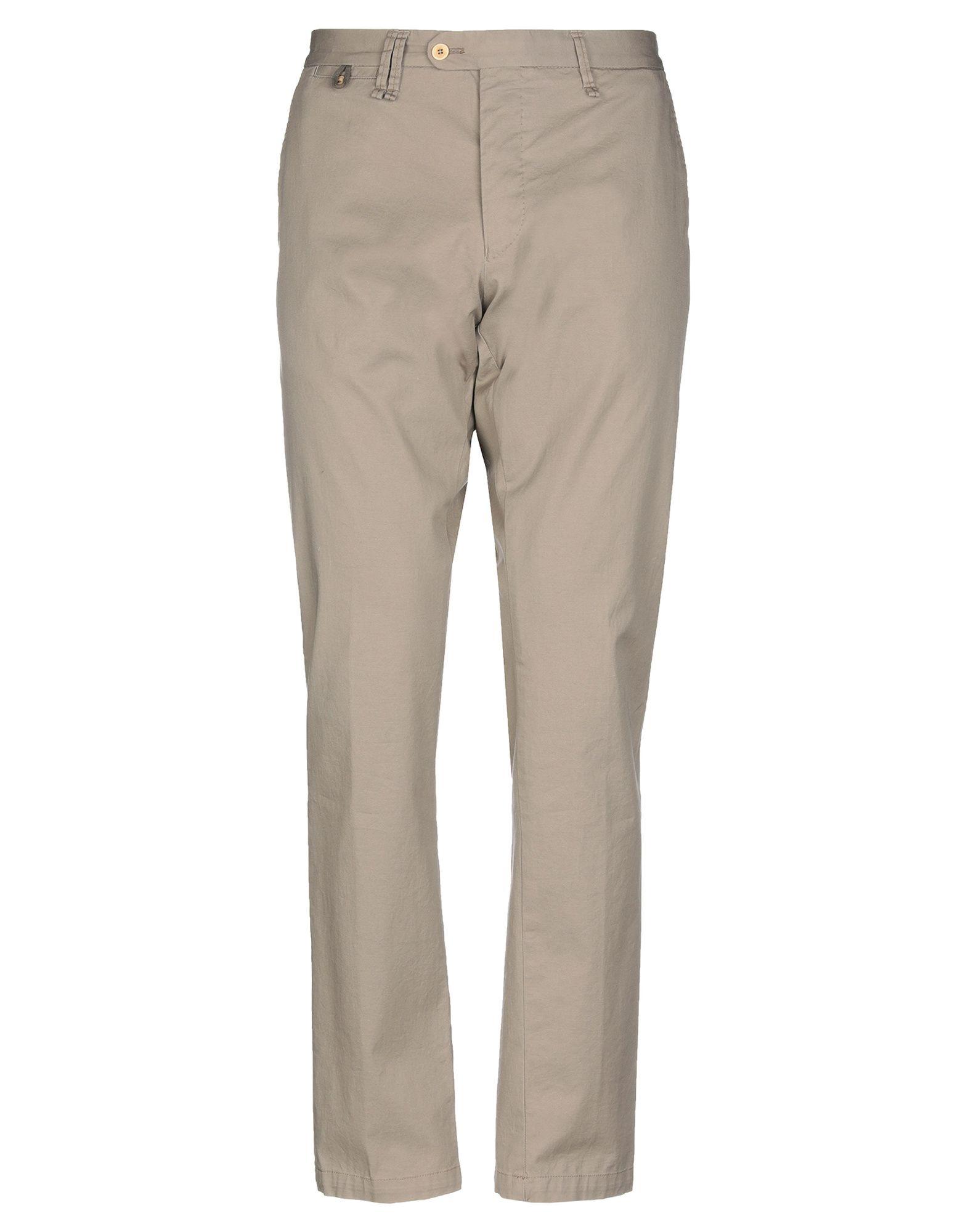 MESSAGERIE Повседневные брюки брюки mokko