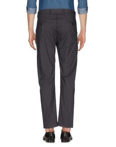 Фото 2 - Повседневные брюки свинцово-серого цвета