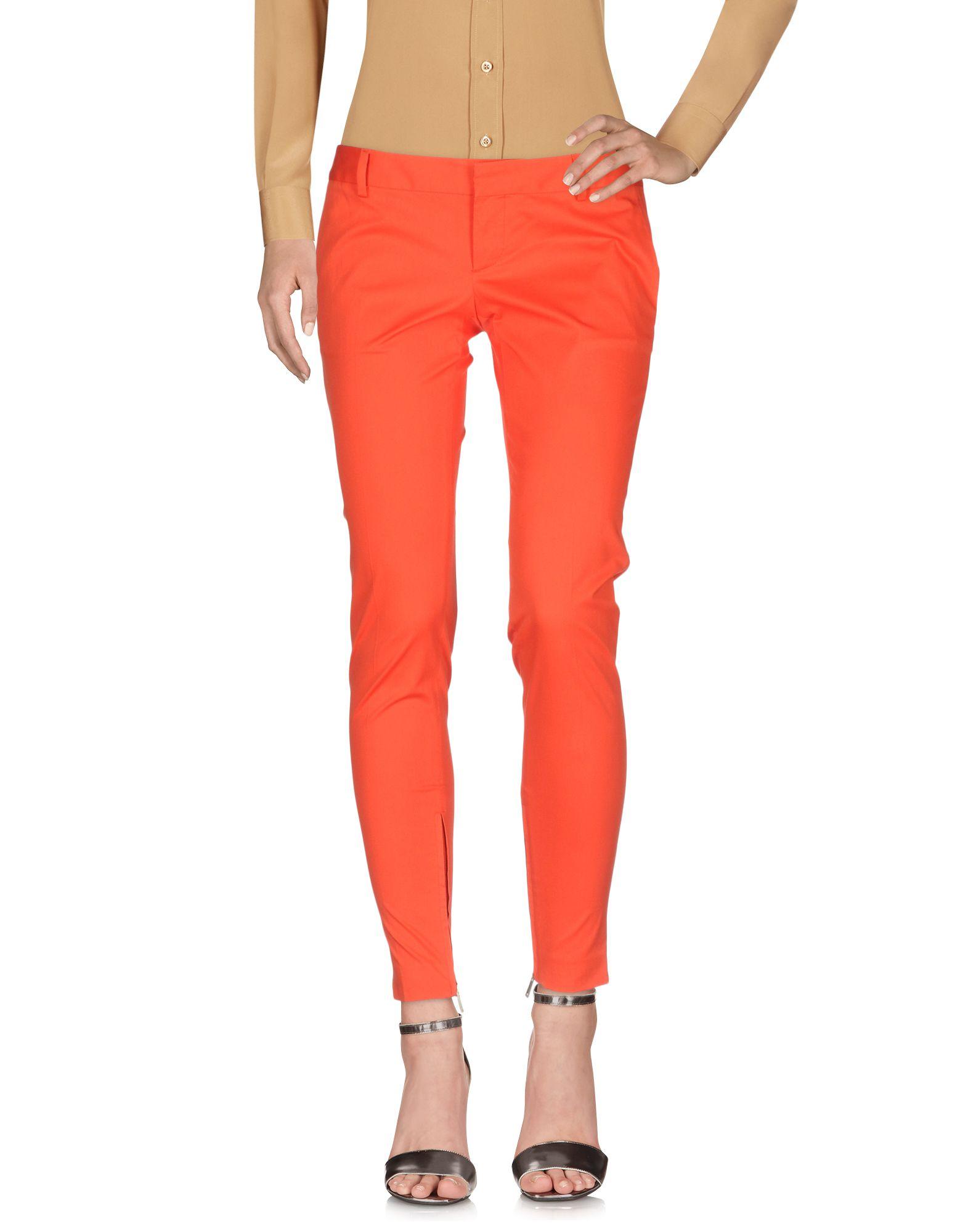 DSQUARED2 Повседневные брюки брюки и капр