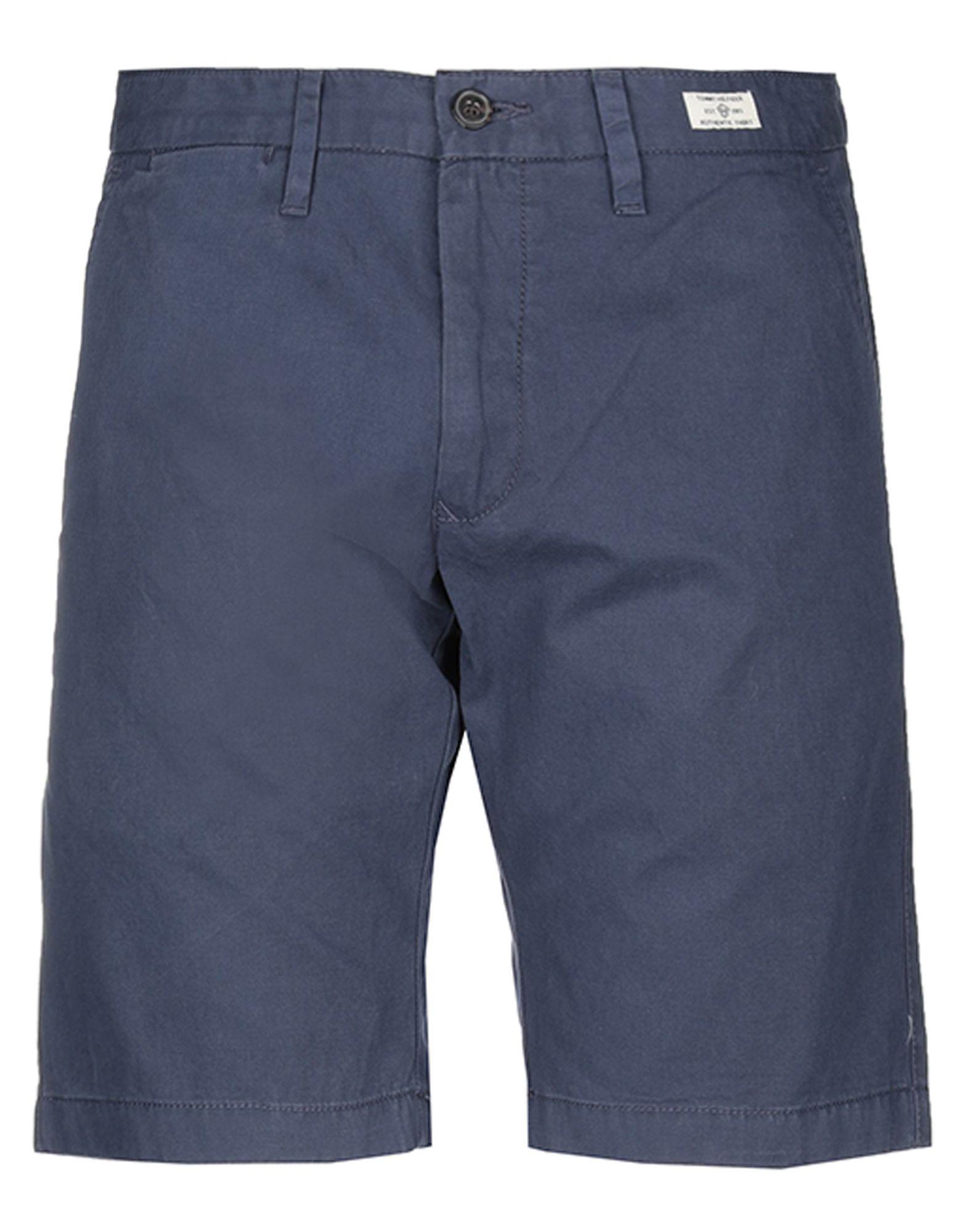 TOMMY HILFIGER Herren Bermudashorts4 blau