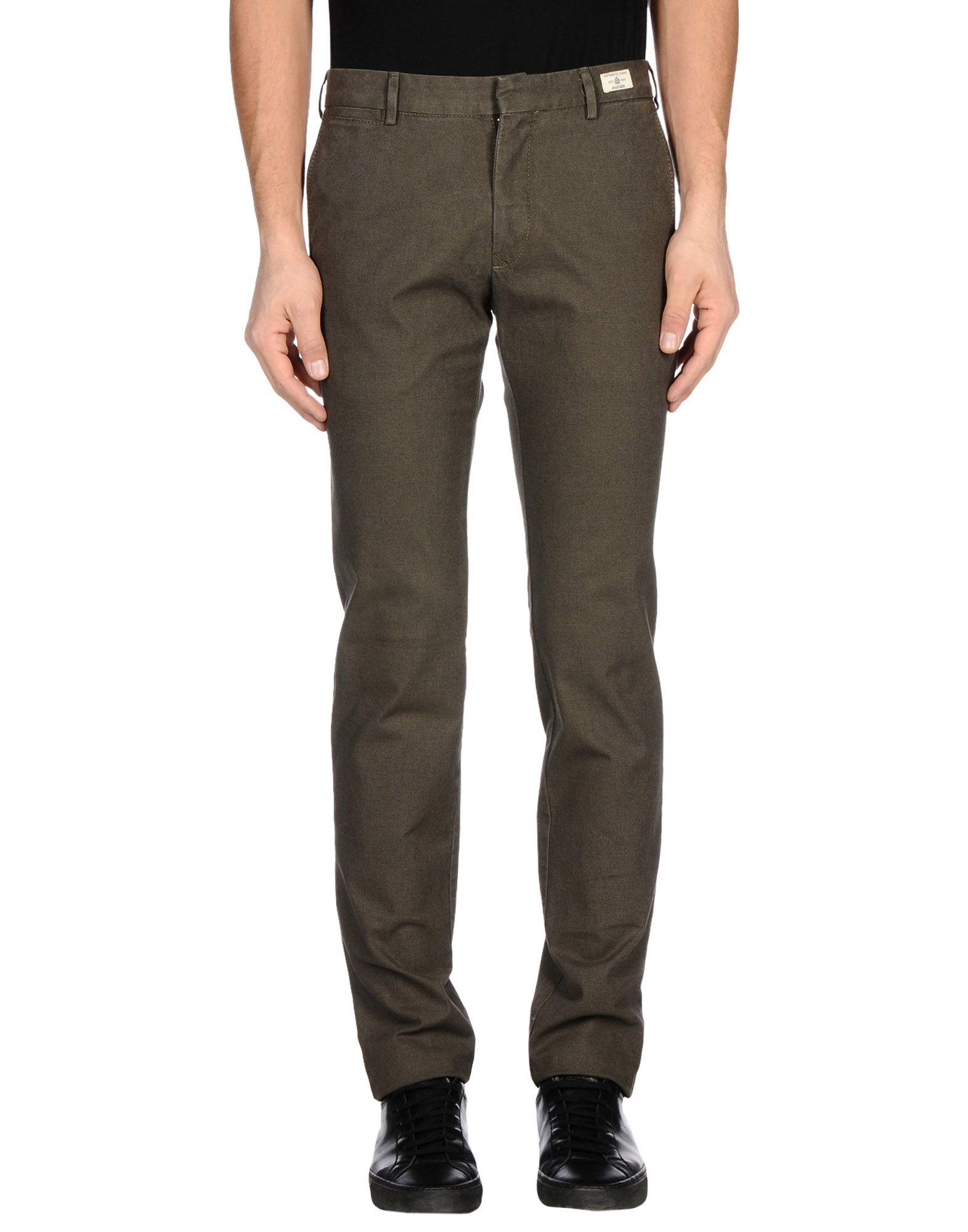 TOMMY HILFIGER Повседневные брюки 19 70 genuine wear повседневные брюки