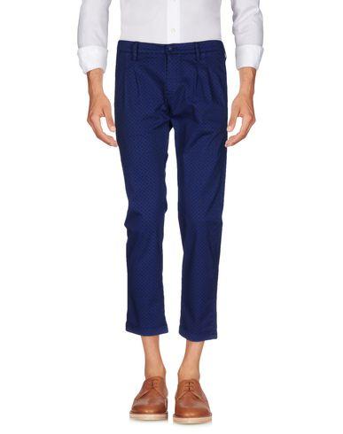 Фото - Повседневные брюки синего цвета